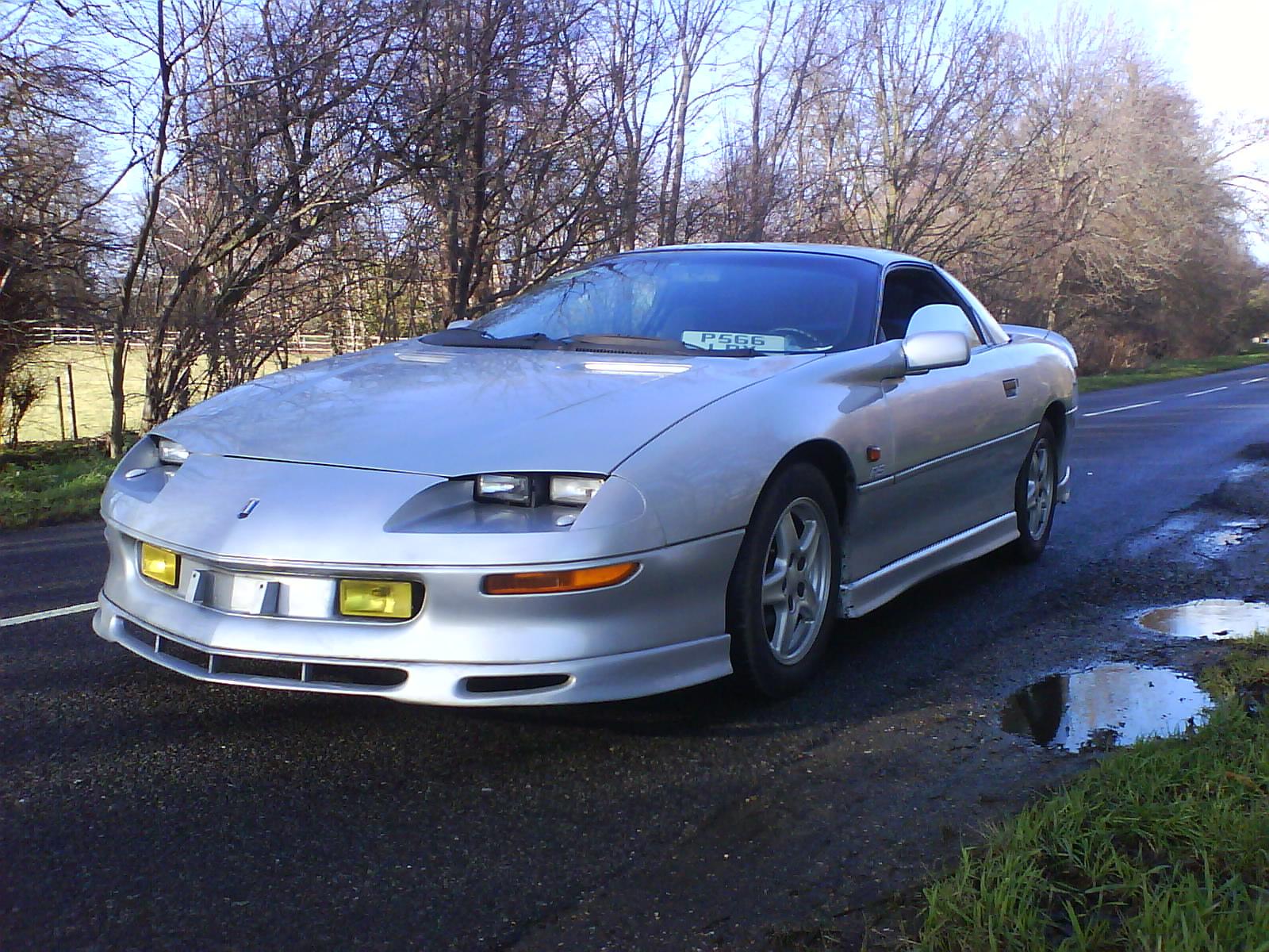 1997 camaro rs 30th