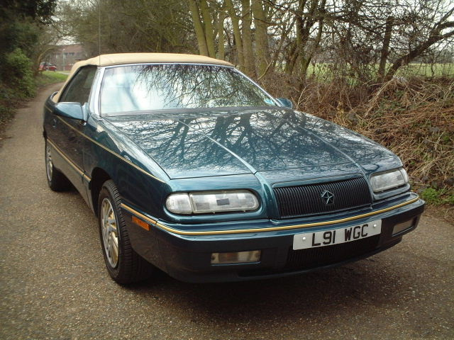 1994 Chrysler Lebaron Gtc. 1995+chrysler+lebaron+gtc